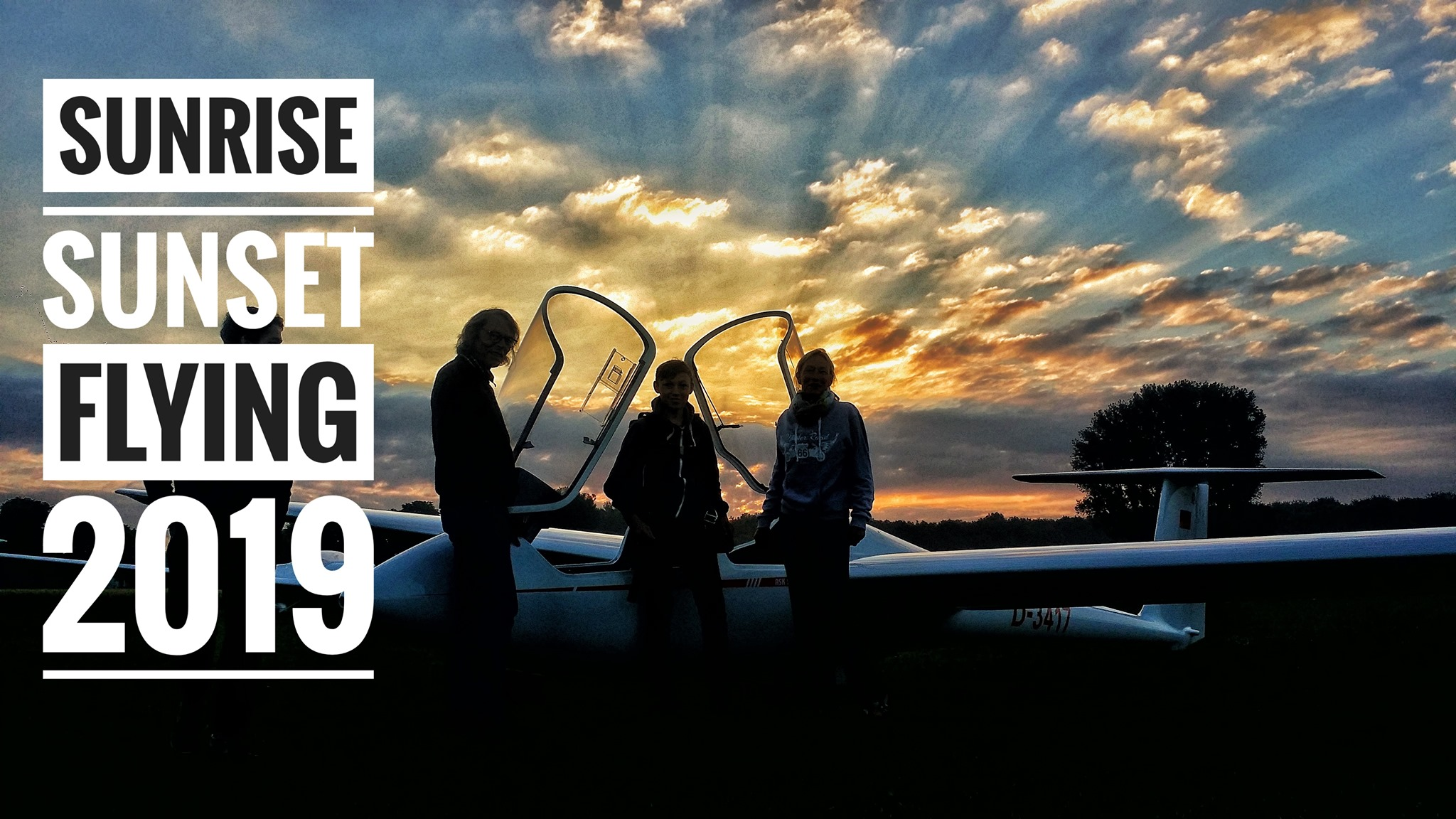 Sunrise Sunset Flying 2019